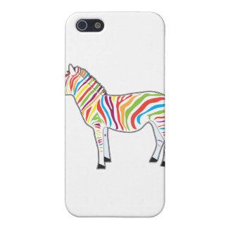 Multicolor Zebra Cover For iPhone 5