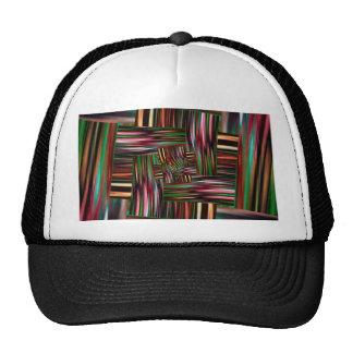 multicolored abstract no. 11 designed by Tutti Trucker Hat