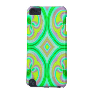 Multicolored abstract pattern iPod touch 5G covers