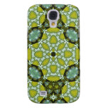 Multicolored Abstract Pattern Galaxy S4 Cases