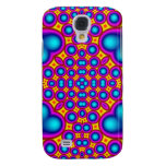 Multicolored Abstract Pattern Galaxy S4 Covers