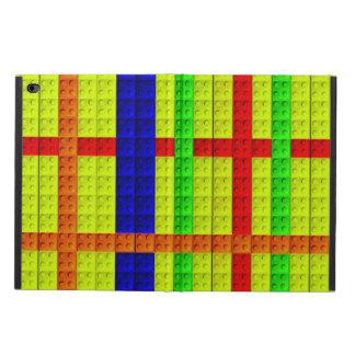 Multicolored blocks pattern powis iPad air 2 case