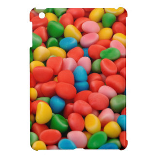 multicolored candies iPad mini cover