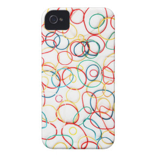 Multicolored circles   iPhone 4 iPhone 4 Case
