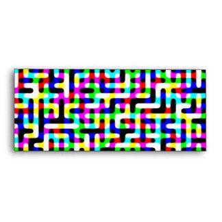 Multicolored Circuits Envelope