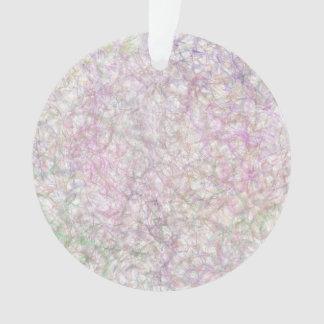 multicolored fiber