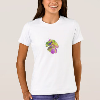 Multicolored Flower T-Shirt