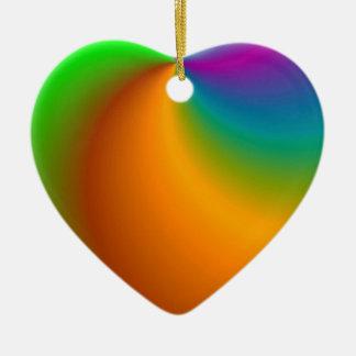 Multicolored heart - Heart multicoloured