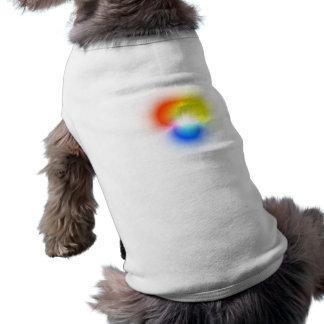 multicolored lights colorful lights T-Shirt