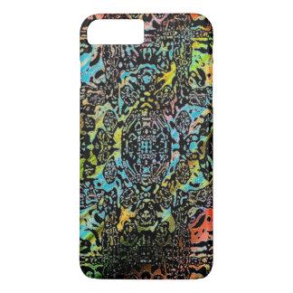 Multicolored Mosaic iPhone 7 Plus case