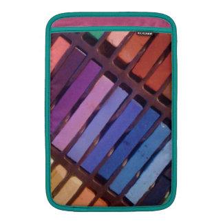 Multicolored Pattern MacBook Air Sleeve