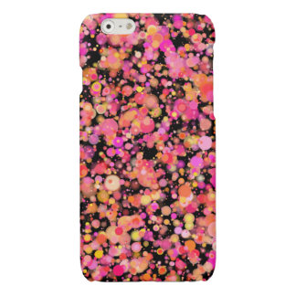 """""""Multicolored points"""" iPhone 6/6s covering reddish Glossy iPhone 6 Case"""