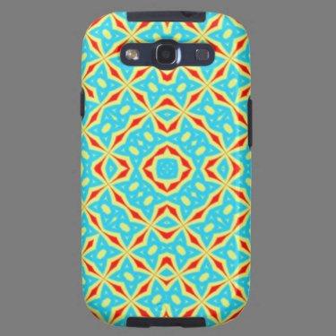 Multicolored Samsung Galaxy Case Samsung Galaxy S3 Covers