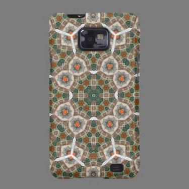 Multicolored Samsung Galaxy Case Samsung Galaxy SII Cover