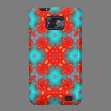 Multicolored Samsung Galaxy Case Samsung Galaxy S2 Cover
