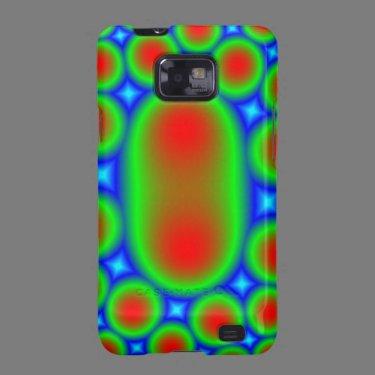 Multicolored Samsung Galaxy Case Samsung Galaxy S2 Cases