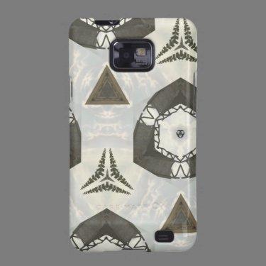 Multicolored Samsung Galaxy Case Galaxy S2 Cases