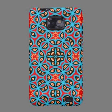 Multicolored Samsung Galaxy Case Galaxy S2 Cover
