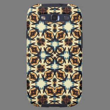 Multicolored Samsung Galaxy Case Galaxy S3 Cases