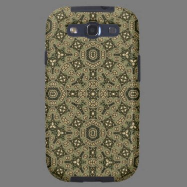 Multicolored Samsung Galaxy Case Galaxy S3 Cover