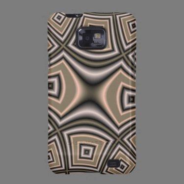 Multicolored Samsung Galaxy Case Galaxy SII Cover