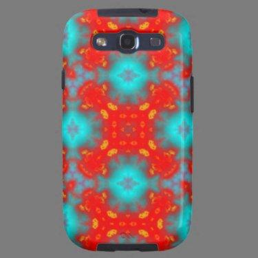 Multicolored Samsung Galaxy Case Galaxy SIII Cases