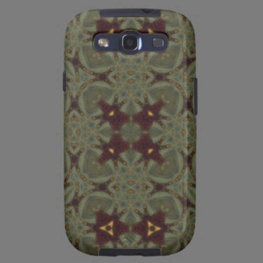 Multicolored Samsung Galaxy Case Galaxy SIII Cases