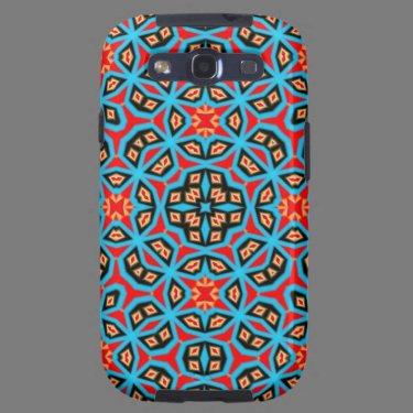Multicolored Samsung Galaxy Case Galaxy SIII Cover