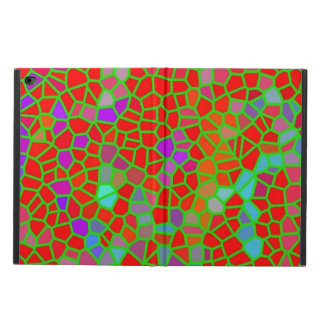 Multicolored stained glass powis iPad air 2 case