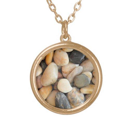Multicolored stones custom jewelry