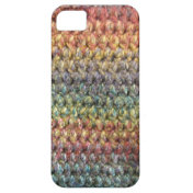 Multicolored striped knitted crochet iphone 5 covers