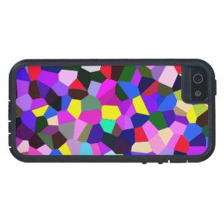 Multicolored Tough Xtreme iPhone 5 case