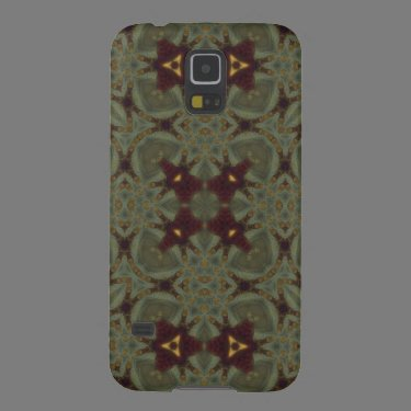 Multicolored trendy pattern galaxy s5 covers