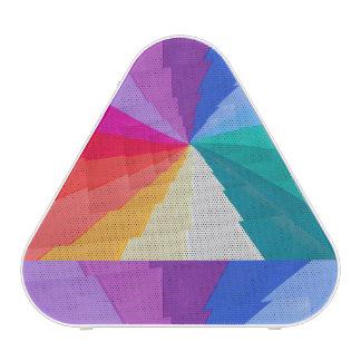 multicolored vortex on  Pieladium Speaker