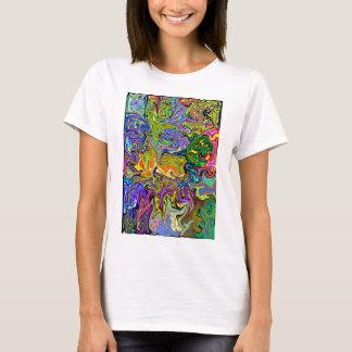 Multicolored Warp T-Shirt