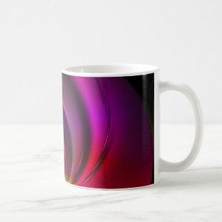 Multicolored whirl created by Tutti Coffee Mug
