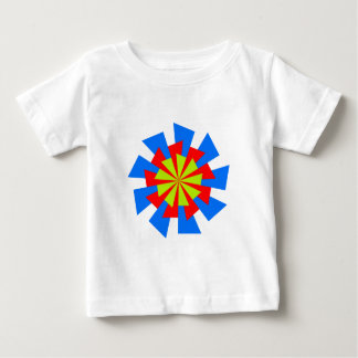 multicolored windwheel colorful whizz wheel tshirts