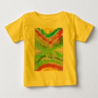 Multicolors collection by Babylandia Poleras