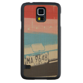 Multicolour fender carved maple galaxy s5 case