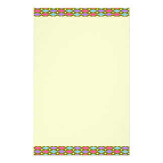 Multicolour Honeycomb Create your own Stationery