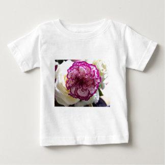 Multicoloured Flower Design Tshirt