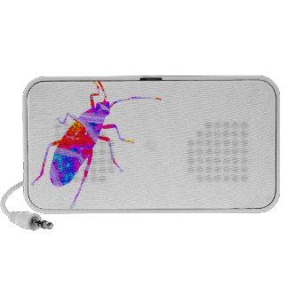 Multicoloured Leaf Bug Speaker