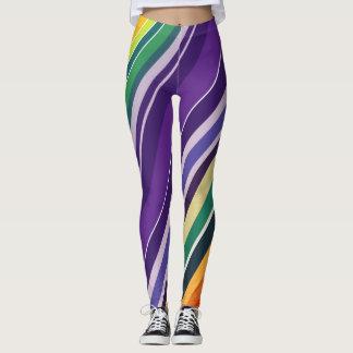 Multicoloured Legging