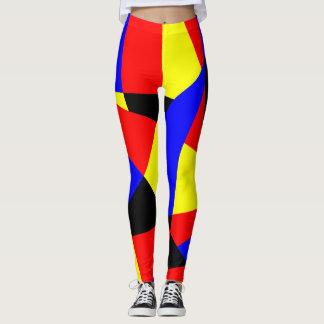 Multicoloured Leggins Leggings