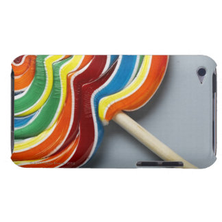 Multicoloured lollipop barely there iPod cover