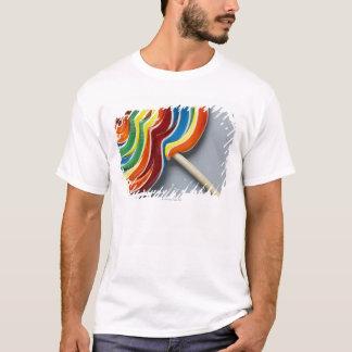Multicoloured lollipop T-Shirt