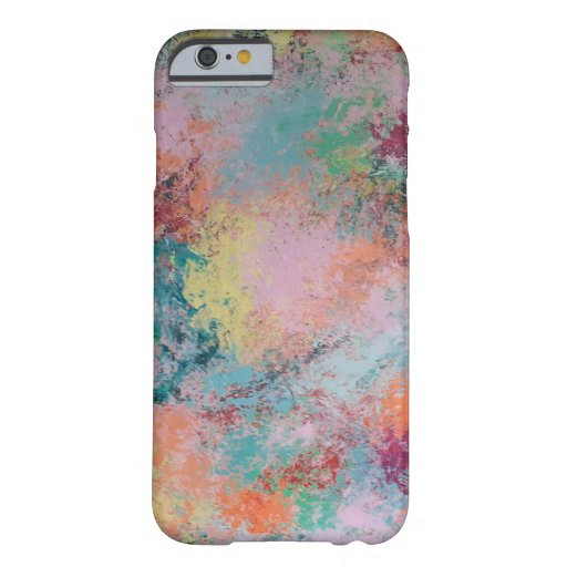 Multicoloured Patterned Phone Case