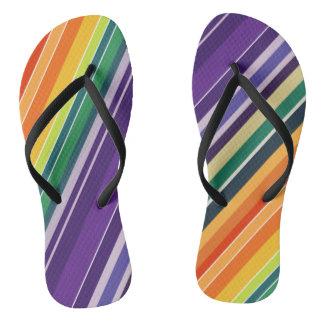 Multicoloured Slipper