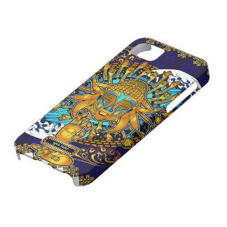 Multicultural Buddha iPhone 5 Case