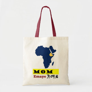 Multicultural Family Handbag--Mother Tote Bag